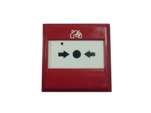 Nút nhấn địa chỉ, lọai không bể kính, kèm dụng cụ reset